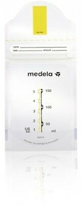 Medela Pre-Sterilised Pump and Save Breastmilk Bags