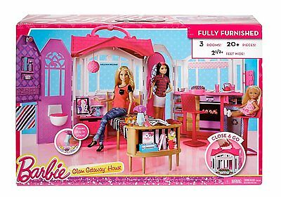 NEW Barbie Glam Getaway Doll House Dream Vacation TRAVEL TOY Gift FREE SHIPPING