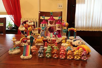 Care Bears Care-a-lot vintage toy