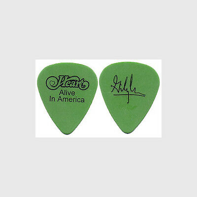 Heart Gilby Clarke authentic 2003 tour Guitar Pick