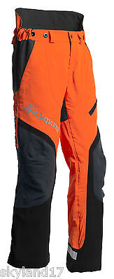 HUSQVARNA TECHNICAL TYPE C CHAINSAW TROUSERS Pants full all-round protection