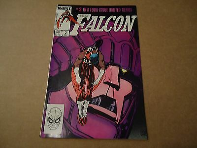 The Falcon # 2 Limited 4 issues 1983