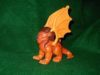 Fisher Price Mattel Imaginext Winged Lion Griffin 2008