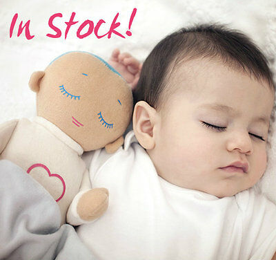 Lulla Doll Baby Comforter BNWT by RoRo -Plays 8hrs of Real Heartbeat & Breathing