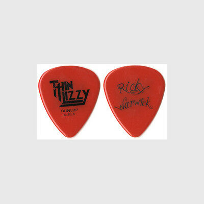 Thin Lizzy Ricky Warwick authentic 2011 tour Guitar Pick