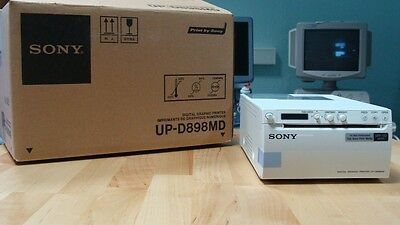 ### Sony Video Printer UP-D898MD NEW ###