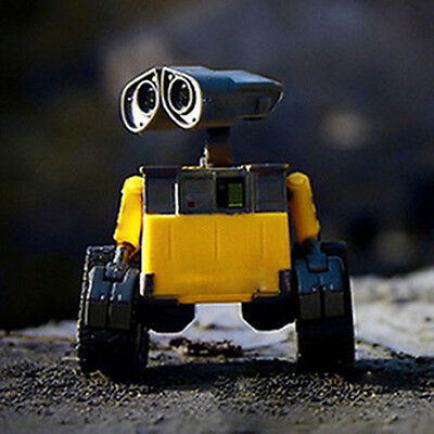Hot Cools/Pixar Thinkway Toys WALL-E 6cm Action Figure Gift No Box Free Shipping
