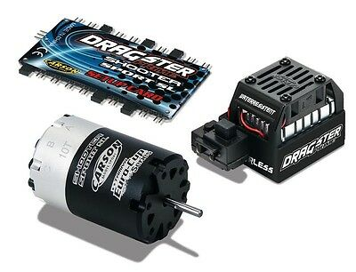 Carson Brushless-Set DRAGSTER PRIME 10T #500906162