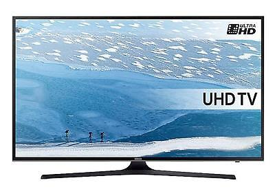 "Samsung TV LED 43"" UE43KU6072 ULTRA HD 4K SMART TV WIFI DVB-T2 (0000035113)"