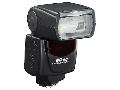 NIKON SB-700 AF Speedlight Shoe Mount Flash Flashgun for DSLR Cameras SB700 NEW