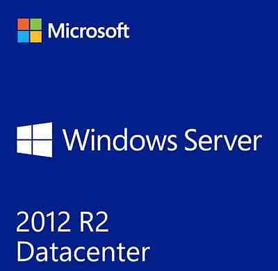 Windows Server 2012 R2 Datacenter Multi Language - 64 BIT