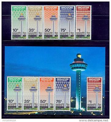 singapore/1981 chang airport   /MNH.good condition