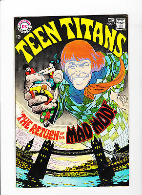 Teen Titans #17 - White Pages