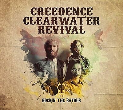 Creedence Clearwater Revival - Rockin' The Bayous   Cd New+