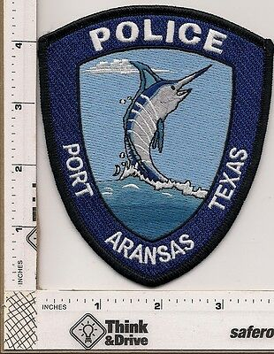 Arkansas Port Police.Texas.