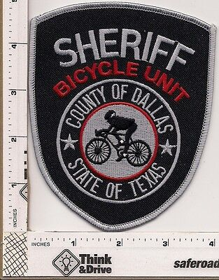 Dallas County Sheriff. Bike Unit.Texas.