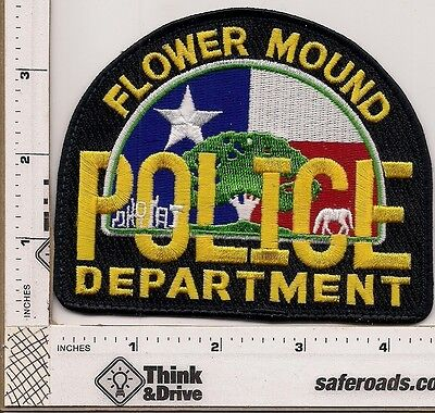 Flower Mound Police.Texas.