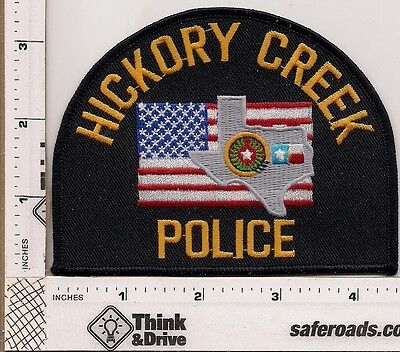 Hickory Creek Police.Texas.