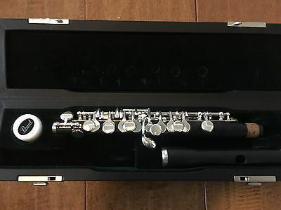 Pearl Flute PFP-105 Grenaditte Piccolo High Wave Head MINT! FREE SHIPPING!