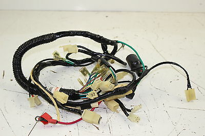 UNITED MOTORS COMPLETE WIRE HARNESS FOR RENEGADE 200cc ..PN: 85100-J110B-000
