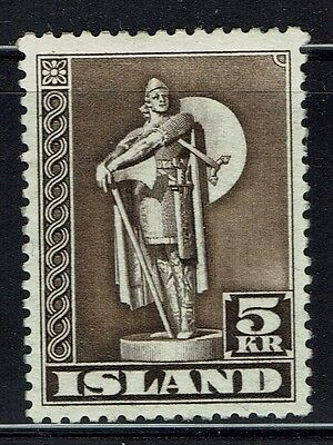 Iceland SC# 230, Mint Hinged  -  Lot 030916