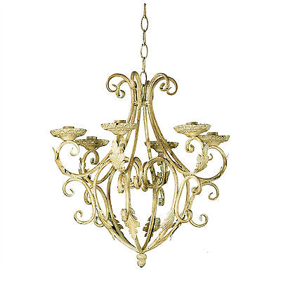 CHANDELIER: Royal Old World CANDLE HOLDER Royalty Chandelier NEW