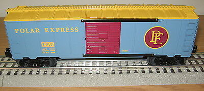 Lionel 6-15093 Polar Express Railroad Boxcar O Gauge Toy Train Car 30184 Freight