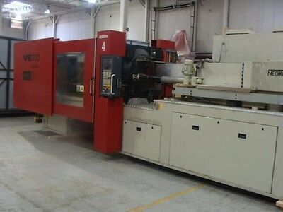 352 Ton Negri Bossi, All Electric Injection Molder, 2008,Ref18860C