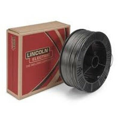 "Lincoln Electric Frogmang Severe Impact Hardfacing Wire 3/32"" 25lb spl  ED026104"