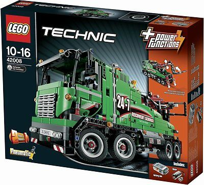 LEGO Technic Service Truck #42008 Brand New Sealed  (ship from Canada)