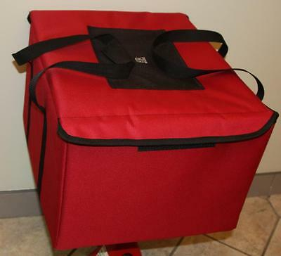 12V Warm Bag 16 Lunch Box 53x43x30cm Tasche Catering Hot Food Thermotasche pizza