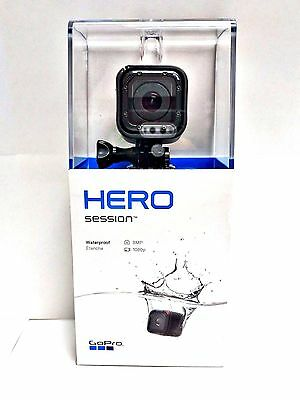 GOPRO HERO Session Action Camera GPS WiFi Video Photo Camcorder 16MP BRAND NEW