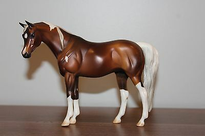 Peter Stone Arabian Pebbles Mare 2010 Equilocity Trophy Modlel 1 Of 7 Made