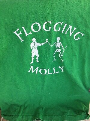 Flogging Molly T Shirt Size Sm