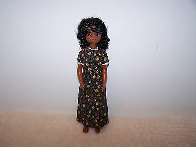 Vintage 1970's Mattel The Happy Family Sunshine Doll  African American
