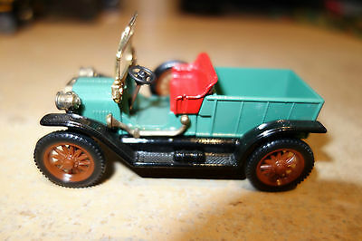1:43 Die cast Ziss Modell 1908 Ford T Ranch Wagen