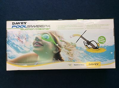 Davey Pool sweep Suction Cleaner