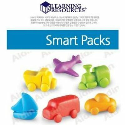 Learning Resource Pack smart transportation centuries, events for children 24pcs