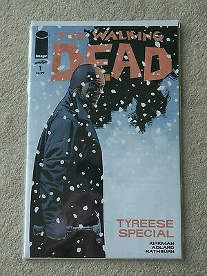 The Walking Dead Tyreese Special - 2013 - Image Comics - english - 1st print
