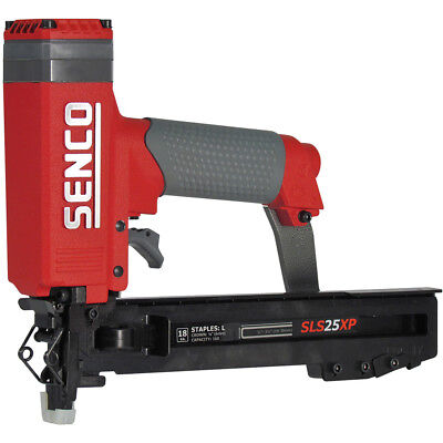 "SENCO SLS25XP-M, 18-Gauge 1-1/2"" Medium Wire Stapler 820107N NEW"