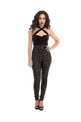 Collectif Vintage Nomi Atomic Star Trousers
