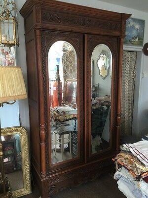 French Armoire Antique Reduced Price