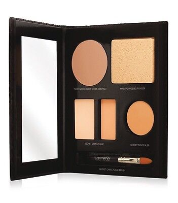 Laura Mercier Flawless Face Book Portable Complexion Palette #Nude - New UnBoxed