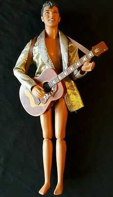 1975 Mattel Elvis Presley Barbie Doll