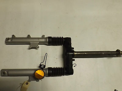 SYM symply 125 front forks and bottom yokes