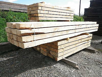 New French Oak Beams 10 x 5 x 16ft Wales
