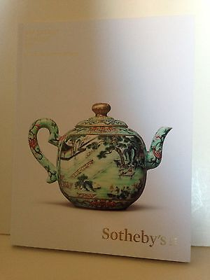 Sotheby Catalog Important Chinese Art Sept. 13 & 14 2016 New York
