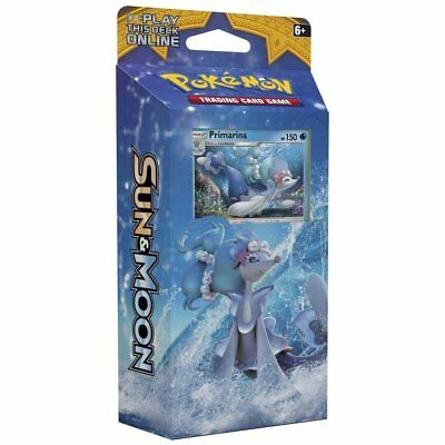 Pokemon Sun & Moon Bright Tide Theme Deck (Trading Card Game Tcg)
