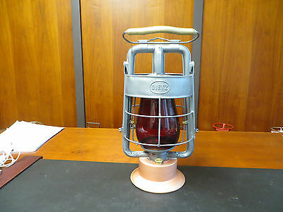 Dietz King Fire Department lantern