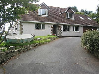 Cornwall Bed and Breakfast B & B in Gorran Haven for one night.